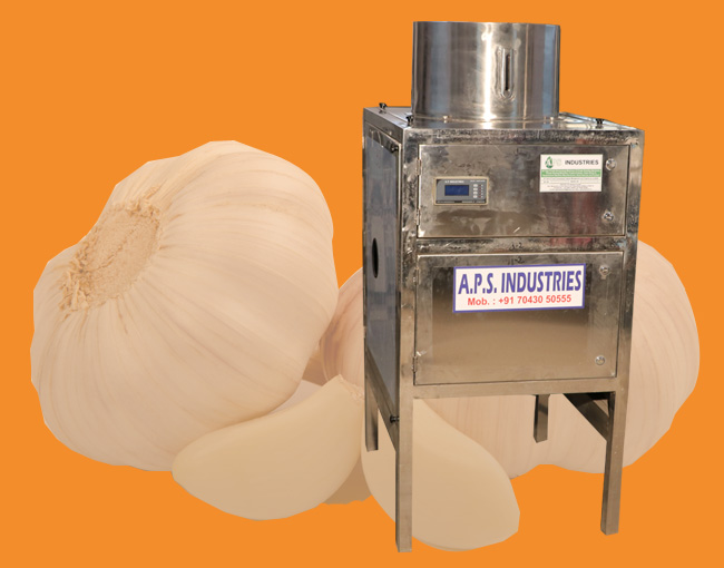 garlic machine